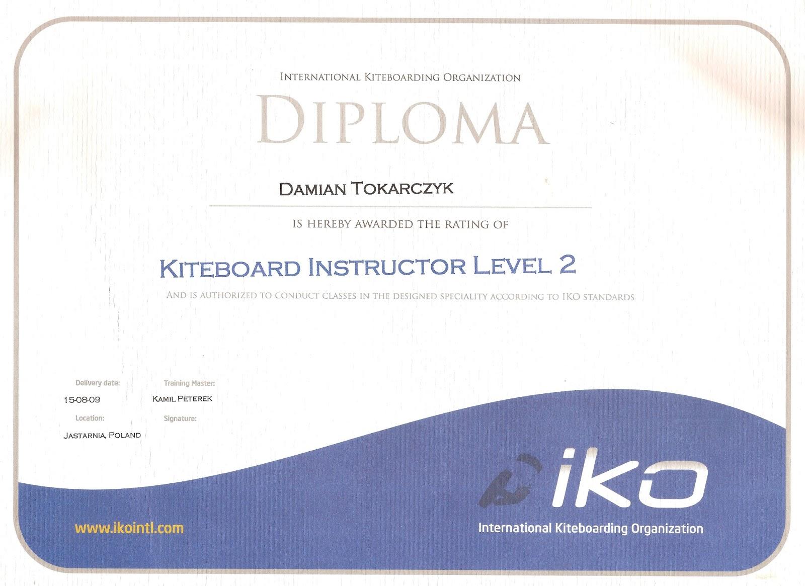 wykwalifikowany zespół - indywidualne lekcje kitesurfingu Hel