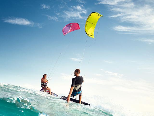 kursy kitesurfingu Jastarnia - iKite